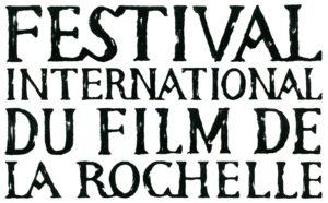 Festival du film de la Rochelle Logo 2019 - Master 2 Industrie Audiovisuelle