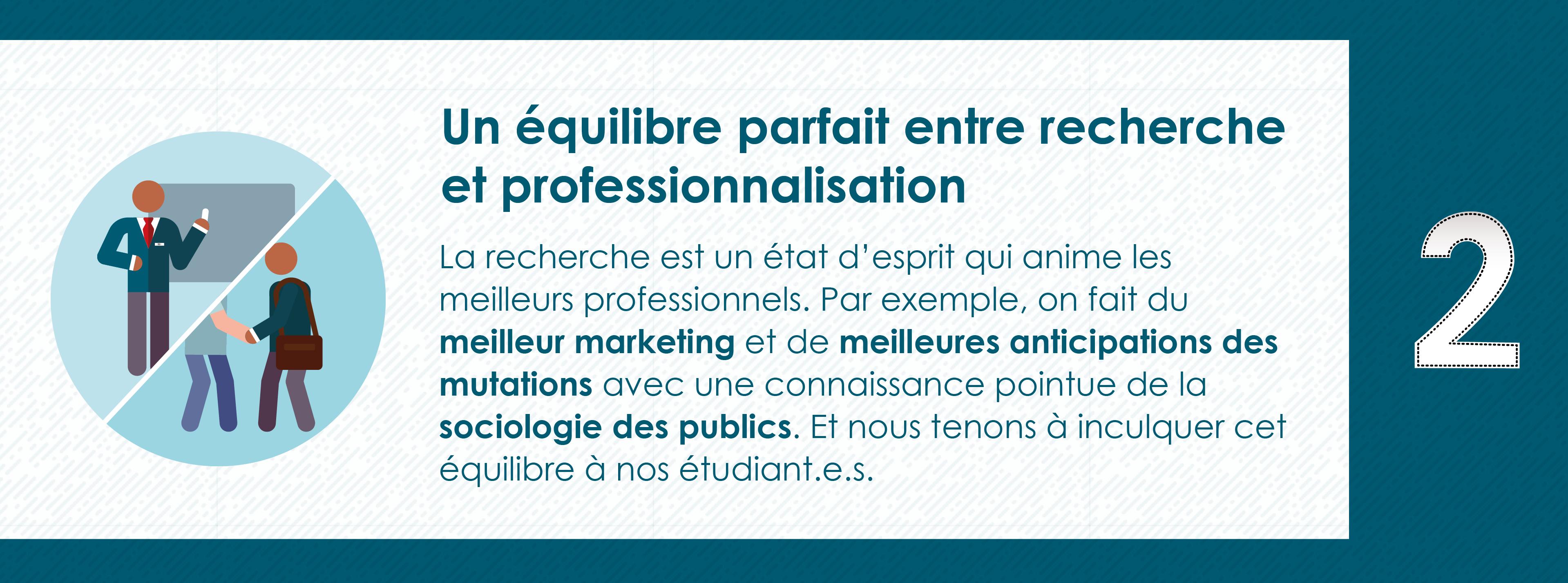 Pourquoi rejoindre le Master 2 Industrie Audiovisuelle de Paris 8 - Equilibre Recherche et professionnalisation