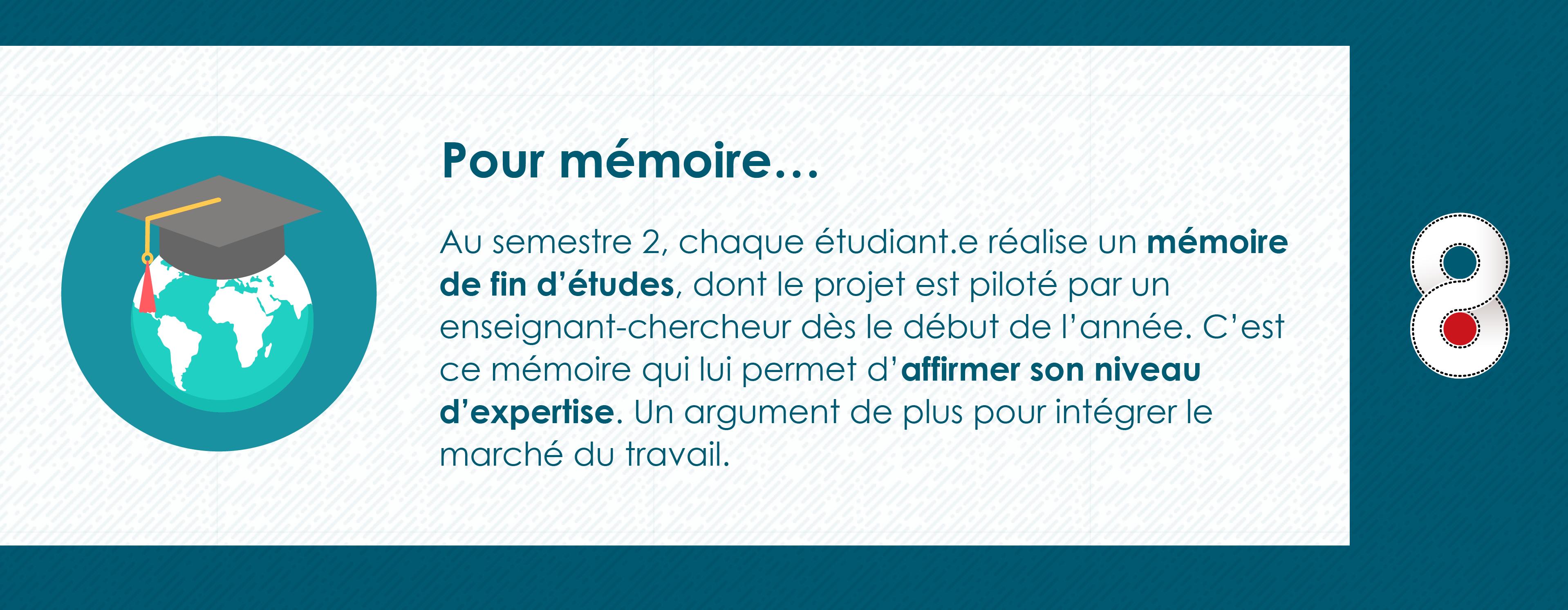 Pourquoi rejoindre le Master 2 Industrie Audiovisuelle de Paris 8 - Le mémoire